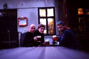 Franc Alpa - Fotka z pivka v Hospodě pod Lipou