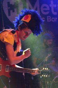 Franc Alpa - Fotka z koncertu v Metro Music Bar - Šráma