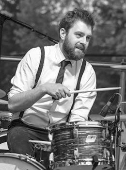 Peťa Ptáček, Franc Alpa, bicí