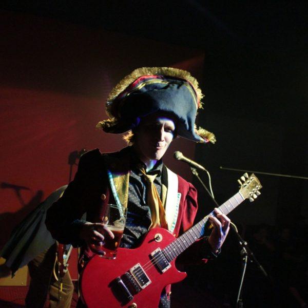 Franc Alpa - Fotka z koncertu se Závišem - Šráma