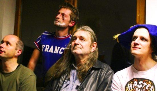 Franc Alpa - Fotka z koncertu se Závišem